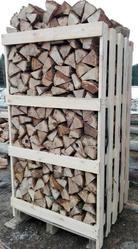 свежие колотые дрова: дубовые,  берёзовые,  хвойные (ель/сосна) - foto 0