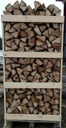 свежие колотые дрова: дубовые,  берёзовые,  хвойные (ель/сосна) - foto 1