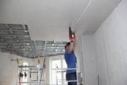 Монтаж Гипсокартона:Потолки Перегородки Стены Ниши - foto 4